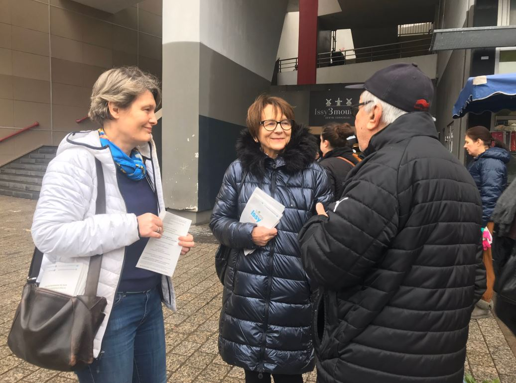 Elections municipales Issy les Moulineaux